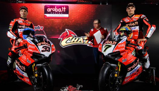 2018 Aruba.it Racing – Ducati team presented in Ponte San Pietro