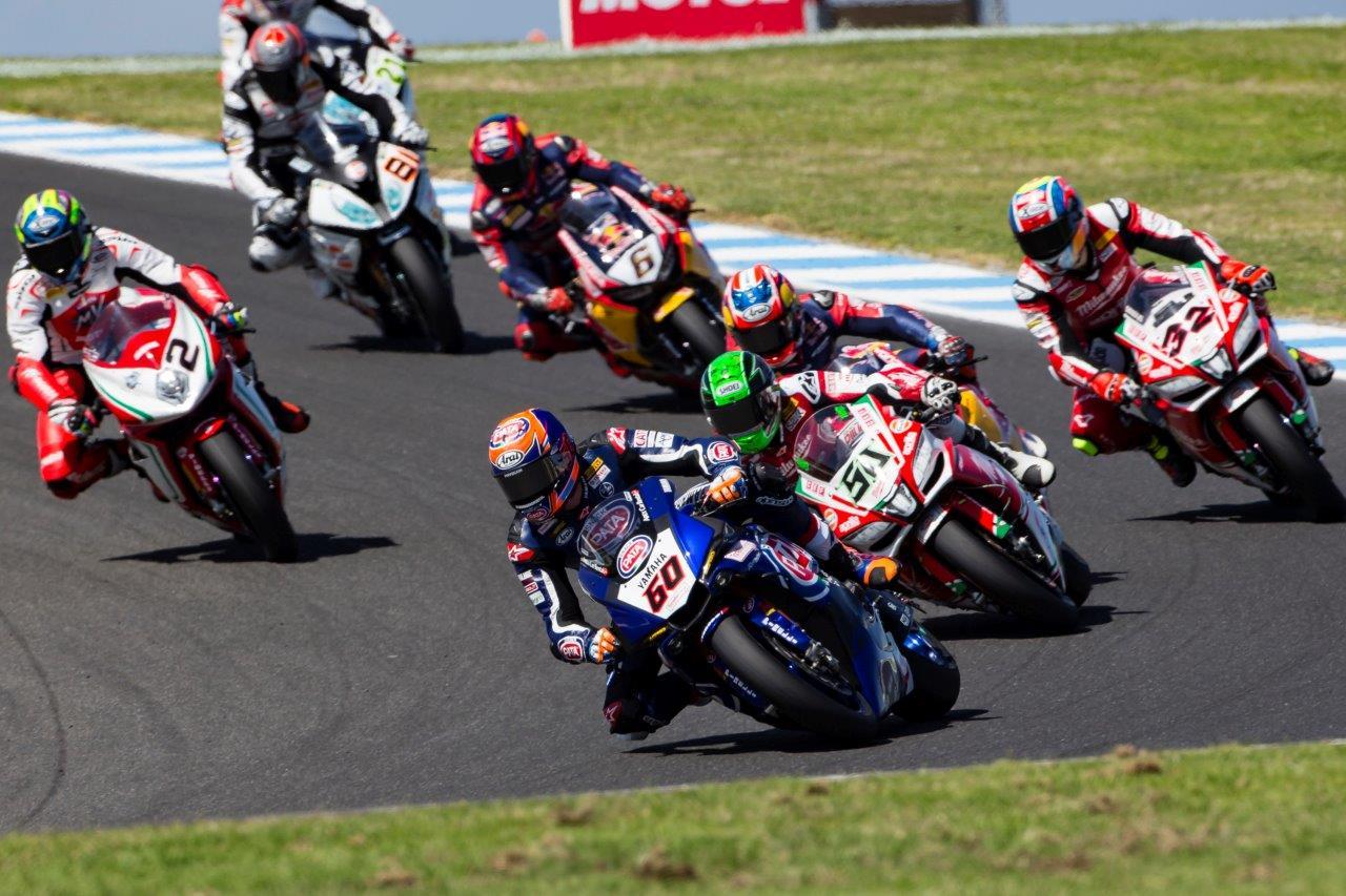 World Superbikes returns to Phillip Island February 2019