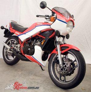 Yamaha's RZ350 - Used Bike - Bike Review