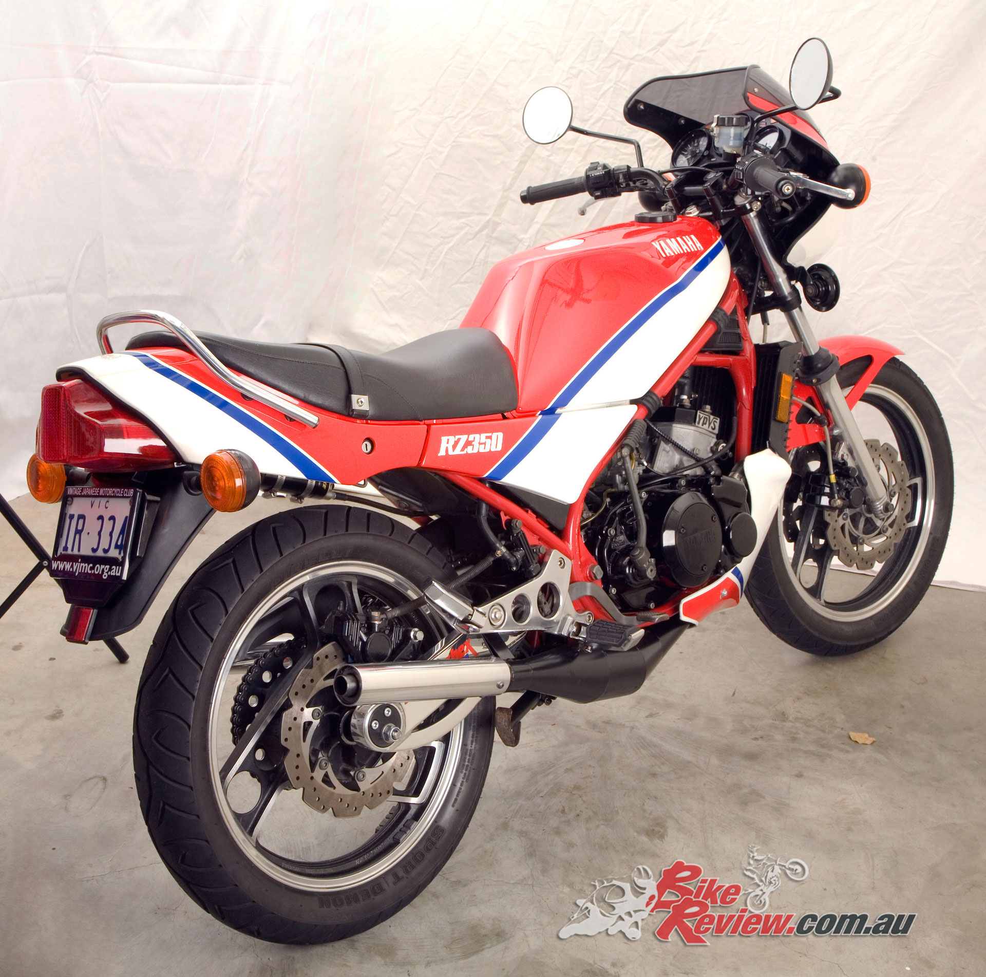 Used Bike: Yamaha RZ350 - Bike Review