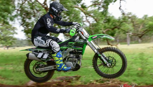 Gympie Motorcycles partner Kawasaki to Race in 2018 AORC