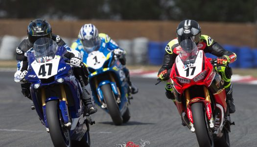 ASBK Round 2 Wakefield Park Wrap – Herfoss victorious