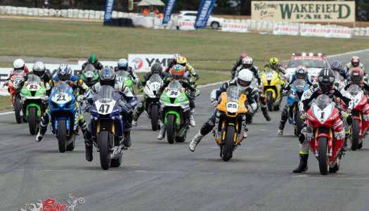 ASBK Round 2 to thrill at Wakefield Park