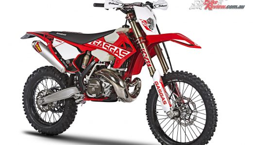 Gas Gas Enduro GP 250/300 lands in Oz
