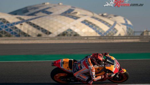 Battle commences in Qatar – MotoGP 2018