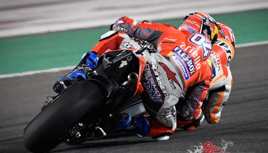Dovi vs Marquez lights the fuse at Losail