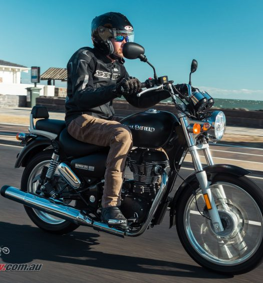 2018 Royal Enfield Rumbler 350