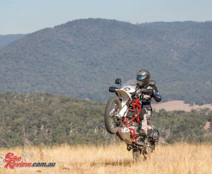 Australian 2018 SWM Superdual X Launch - Mount Buller - Bike Review