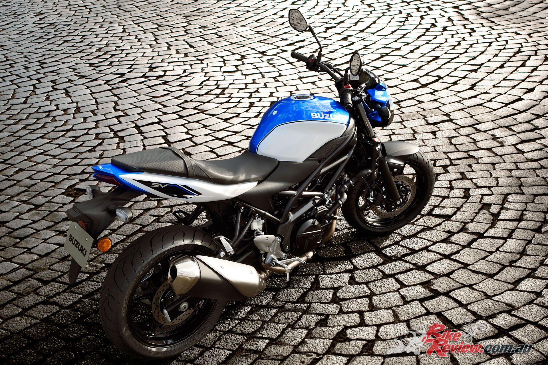2018 suzuki sv650s arriving in april bike review for Where is the nearest yamaha dealer