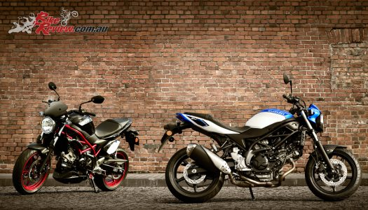 2018 Suzuki SV650s arriving in April