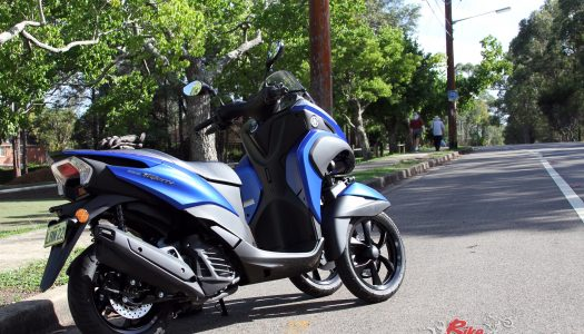 Video Review: 2018 Yamaha Tricity 155 Scooter