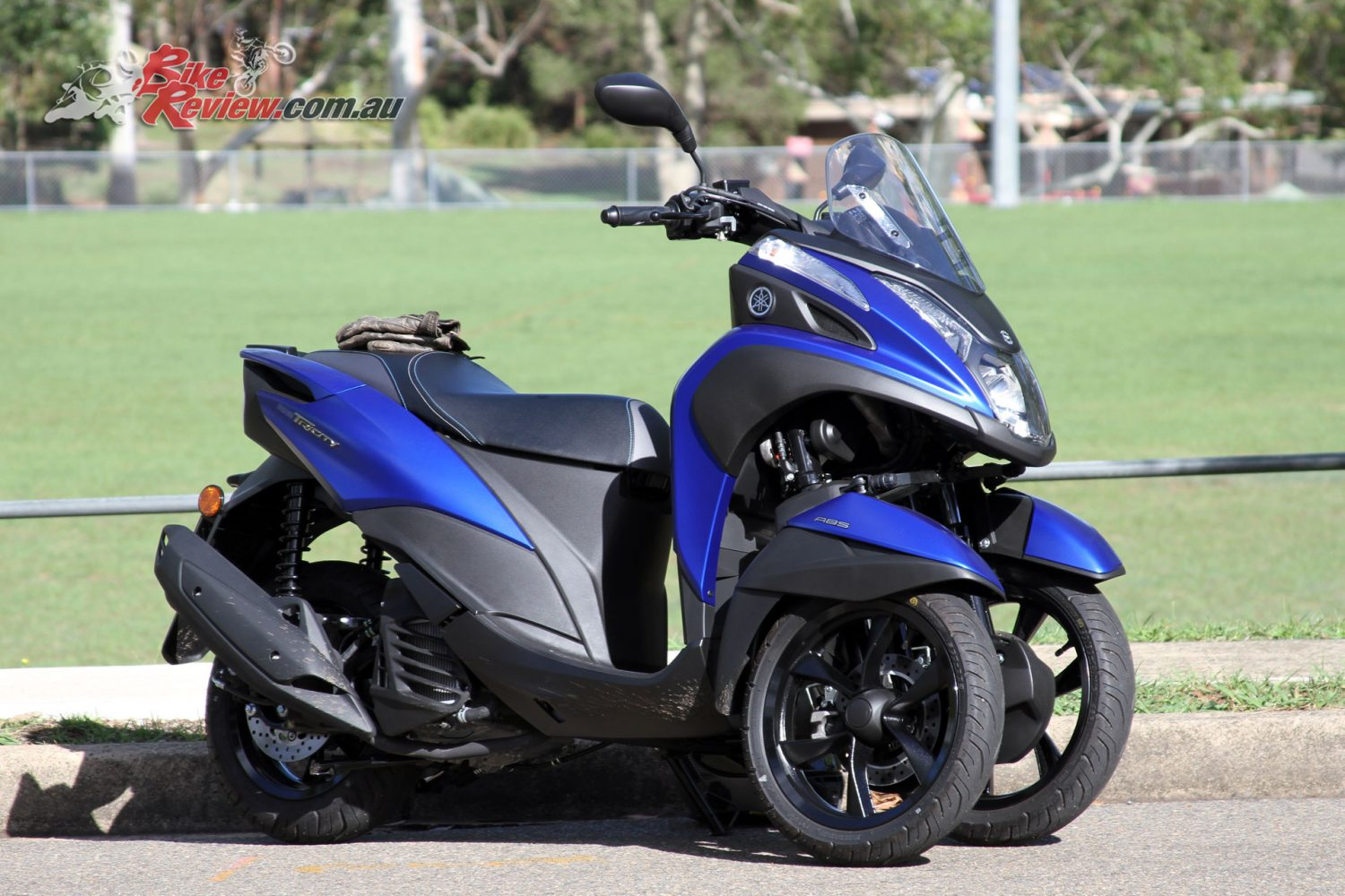 Yamaha's 2018 Tricity 155 ABS