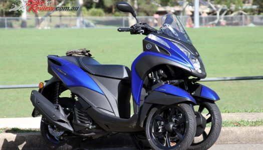 Review: 2018 Yamaha Tricity 155 ABS