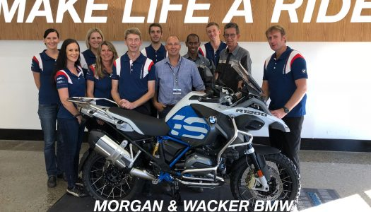 BMW Motorrad announces 2017 Dealer of the Year