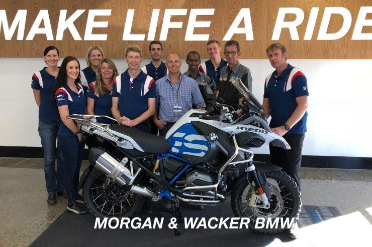 Morgan & Wacker BMW took the trophy for 2017