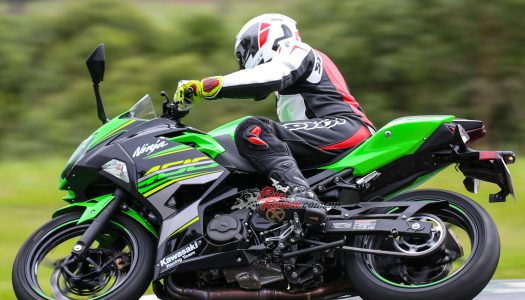 Review: 2018 Kawasaki Ninja 400 Australian Track Launch