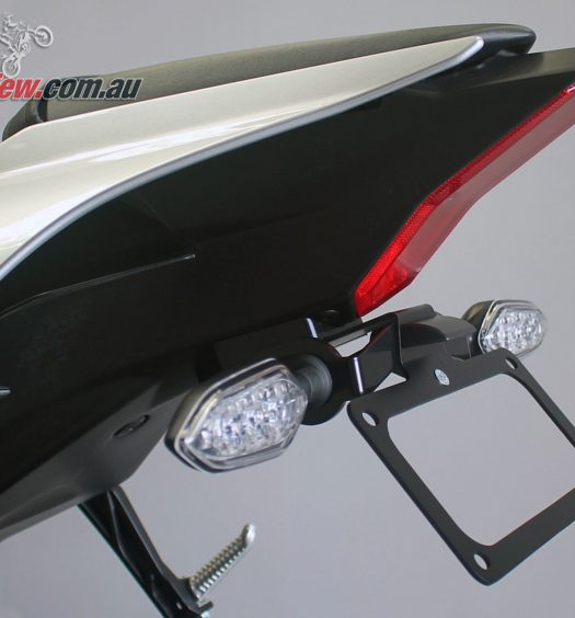Oggy Fender Eliminators for the 2015-onward YZF-R1