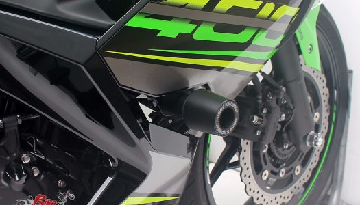 New Product: Promoto announce Ninja 400 Oggys & FE