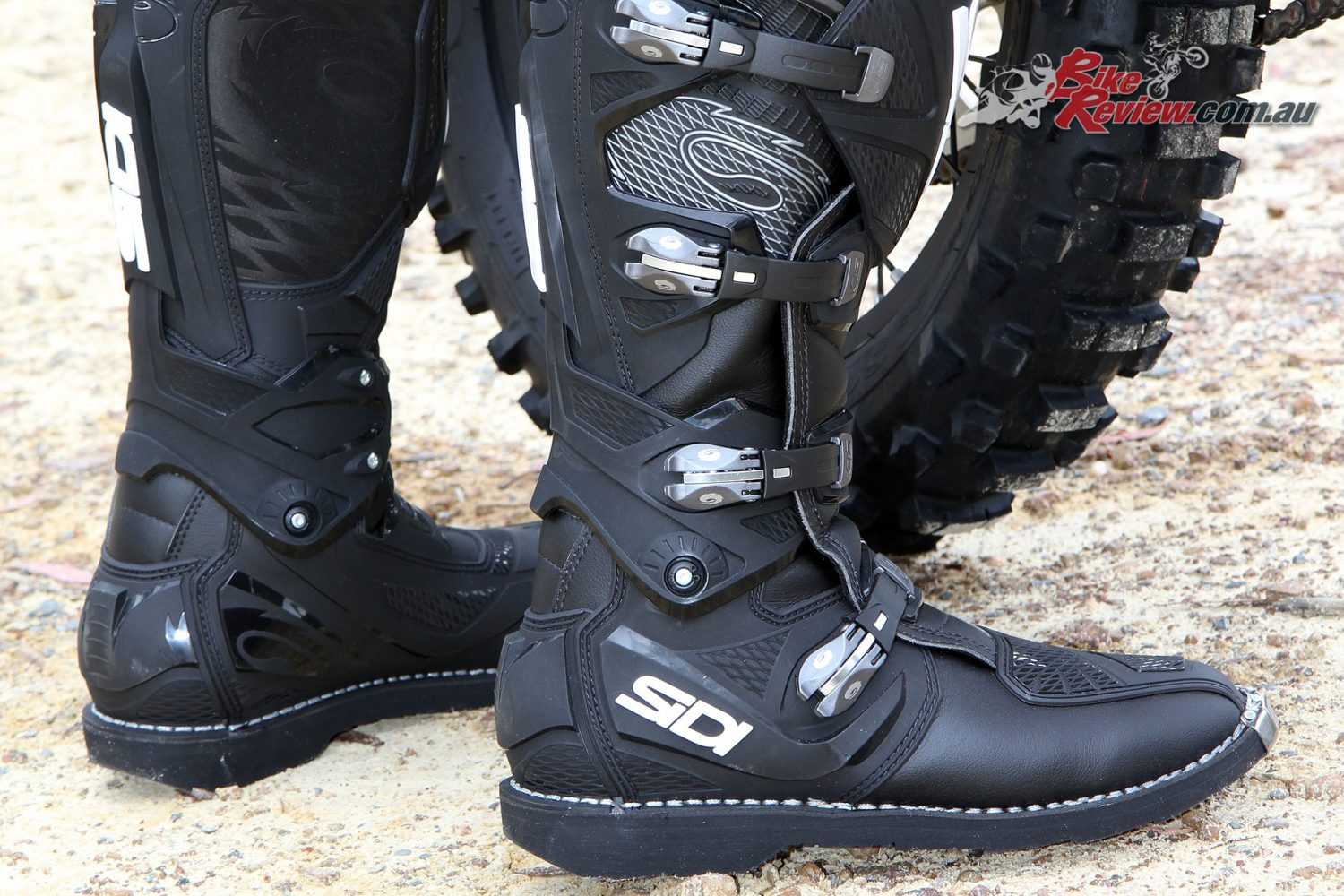 Product Review Sidi X 3 Off Road Boots Bike Review