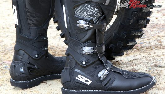 Product Review: Sidi X-3 Off Road Boots