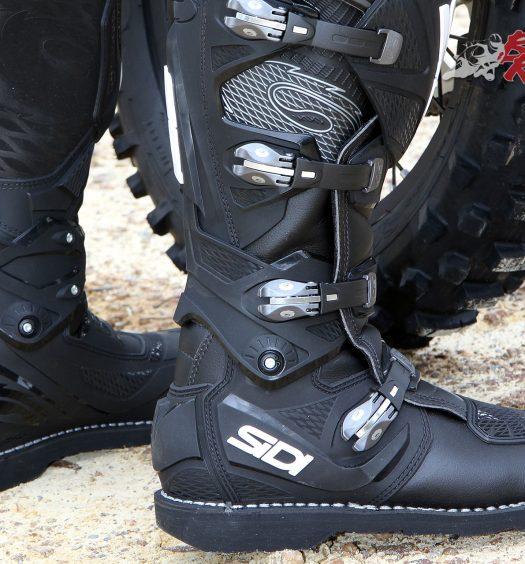 Sidi X-3 Off-Road Boots - Bike Review