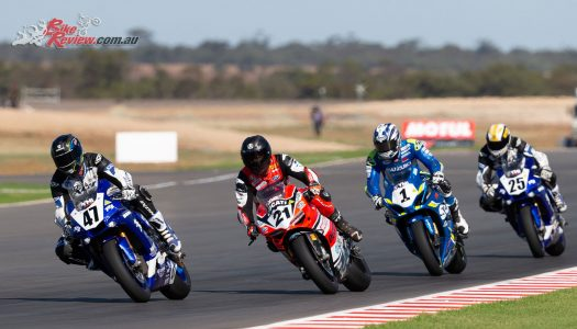 ASBK Rnd3 at The Bend SBK & SS600 Weekend Wrap