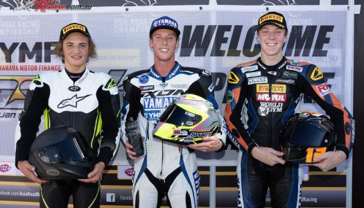 YRT Podium Surge at The Bend