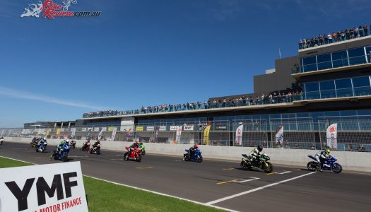 The Bend ASBK Round ARRC Wildcards announced
