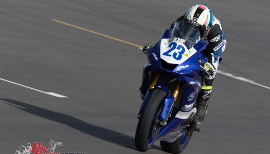 Successful The Bend ASBK test concludes