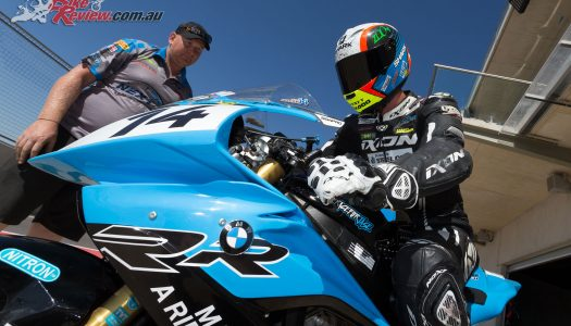 ASBK Round 3 kicks off at The Bend Motorsport Park
