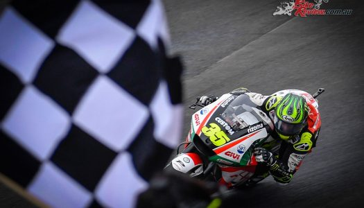 Crutchlow comes out on top in Argentina
