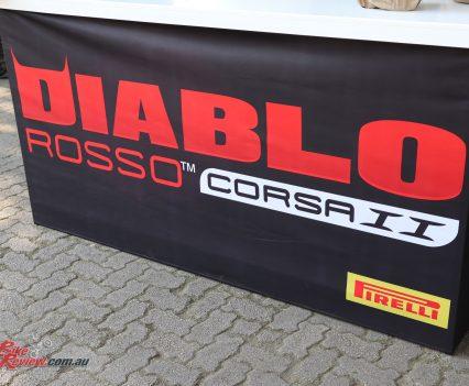 Pirelli Diablo Rosso Corsa II Launch - South Africa