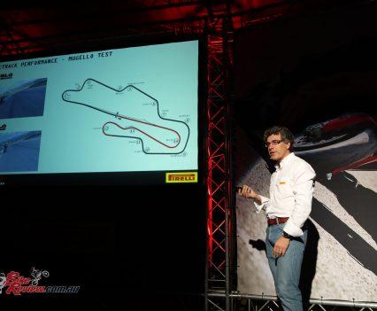 Pirelli Diablo Rosso Corsa II Launch - South Africa - The Diablo Rosso Corsa II offers a significant boost in lap times