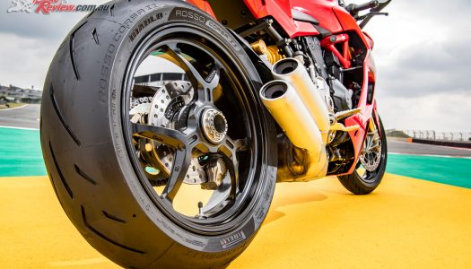 Tyre Test: Pirelli Diablo Rosso Corsa II World Launch