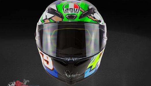 New Product: AGV Pista GP R LE 'Rossi Mugello'