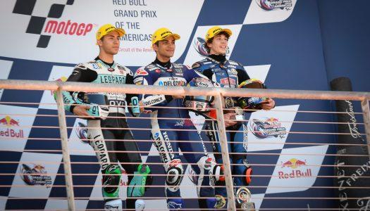 Moto3: Jorge Martin wins COTA 2018