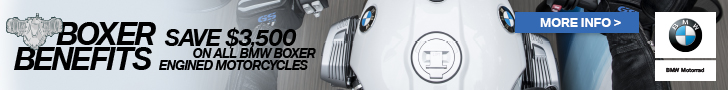 BMW Boxer Benefits Heritage