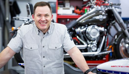 Paul Skarie named Harley-Davidson Australia & NZ Managing Director