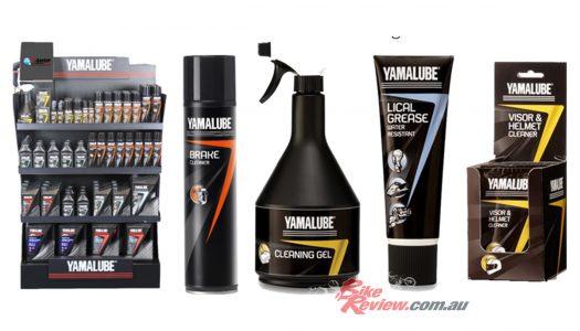 New Yamaha Care & Maintenance Range