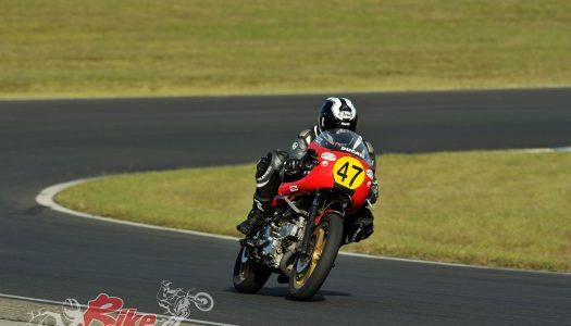 Classic Racer: Ducati Pantah Race Feature, Old School On Rails