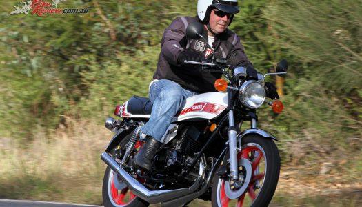 Classic Ride Video: 1980 Yamaha RD400