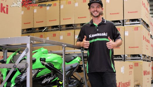Glenn Scott returns to ASBK racing with Kawasaki