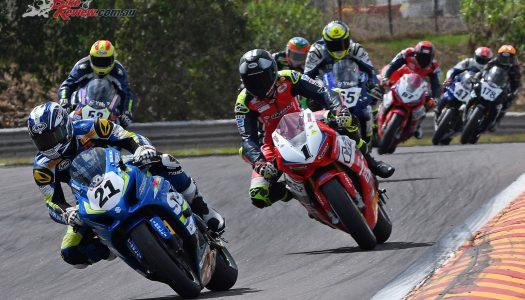 ASBK Round 4 Hidden Valley Raceway tickets on sale