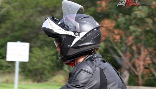 Product Review: HJC IS-Max II Helmet