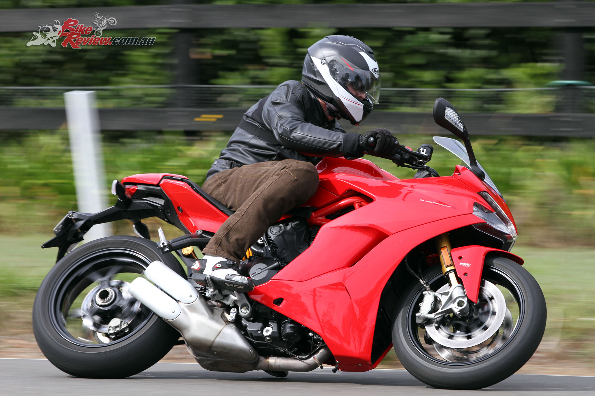 Review: 2018 Ducati Supersport S - Bike Review