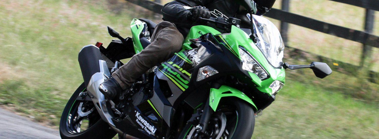 2018 Kawasaki Ninja 400 (LAMS) - Australian Road Test - Bike Review