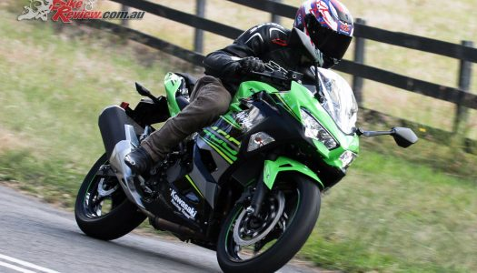 Review: 2018 Kawasaki Ninja 400 (LAMS) Road Test