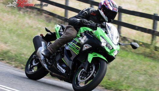 Review: 2018 Kawasaki Ninja 400 (LAMS) Road Test