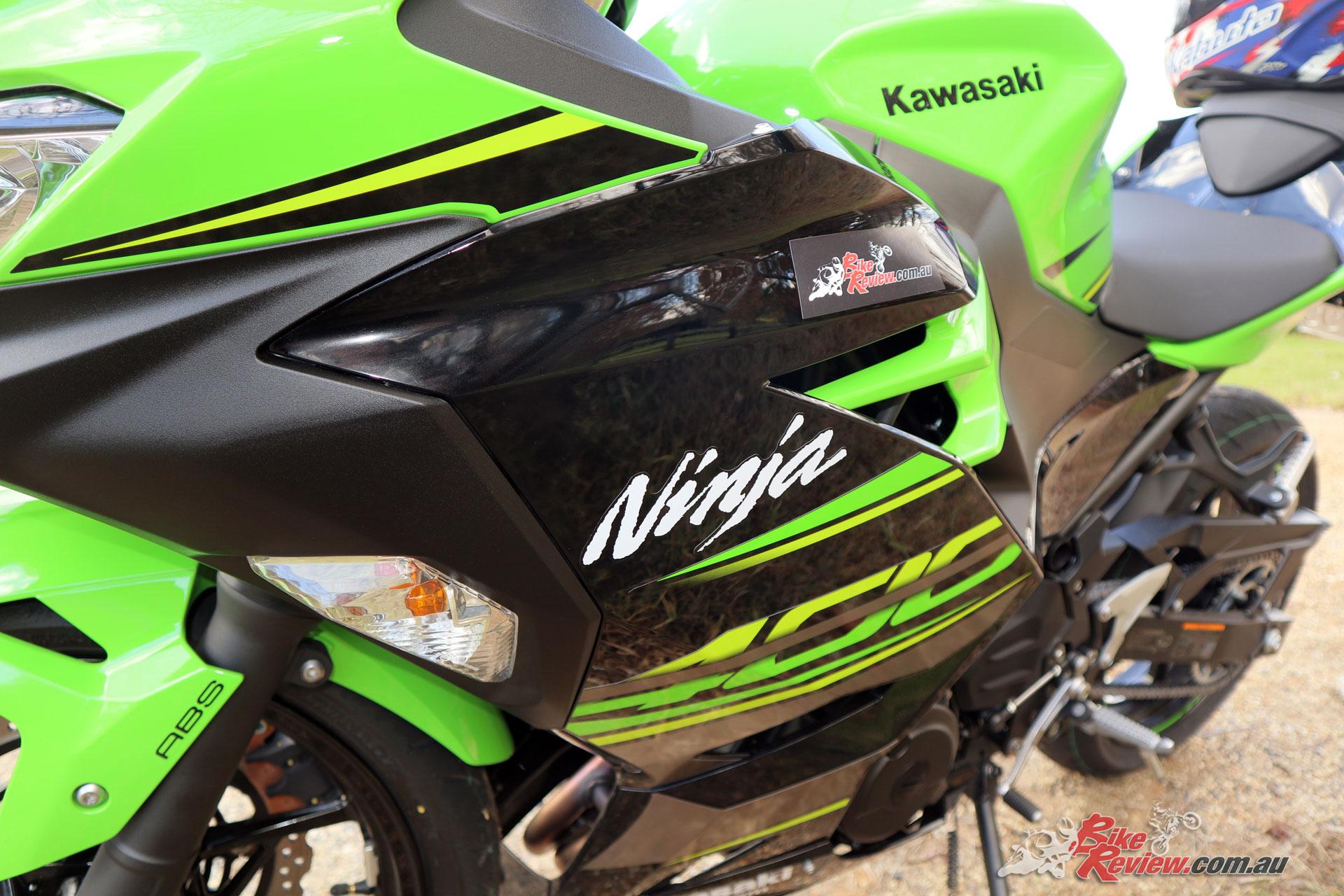 Kawasaki Ninja Lams Review