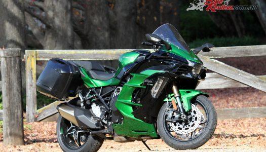 Review: 2018 Kawasaki Ninja H2 SX SE